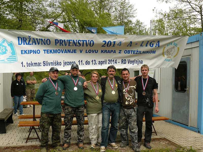 zmagovalne ekipe