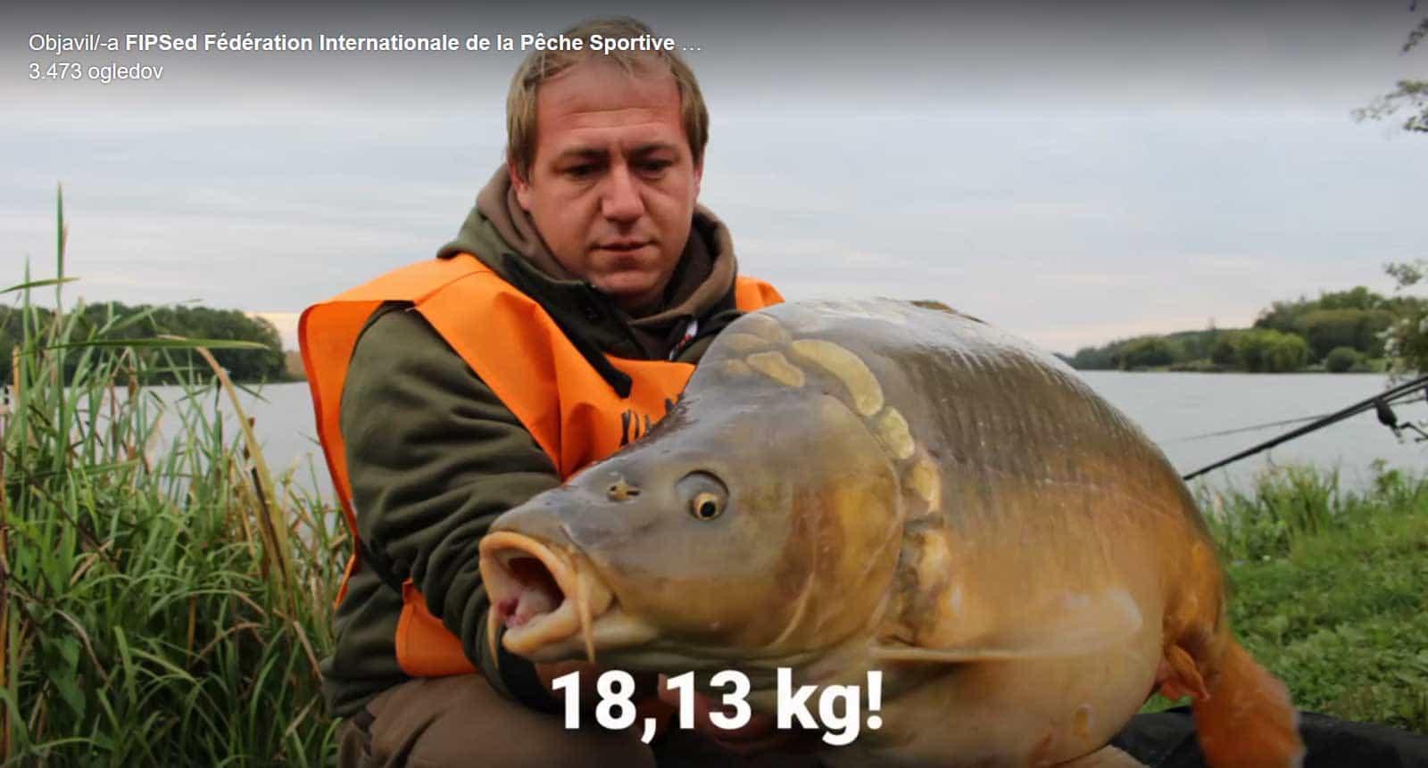 Rok Horvat - Bigest fish