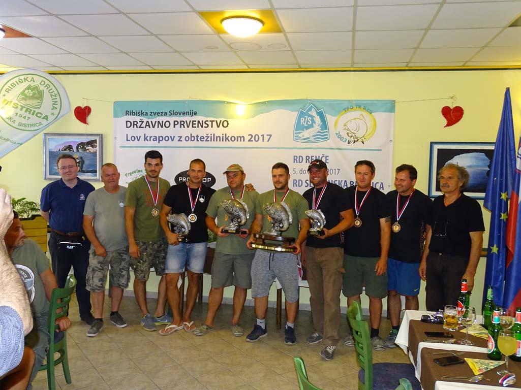 Državno prvenstvo LKO 2017