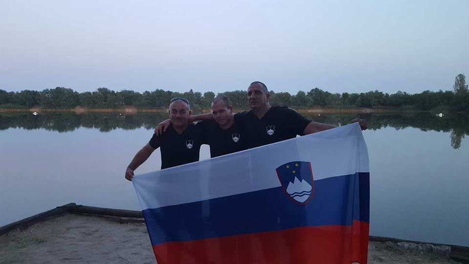 Aleš Deželak, Aleš Dolgan, Boris Galeković, Slovenija 2