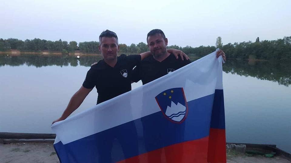 Boštjan Golež, Marino Crnkovič, Slovenija 1
