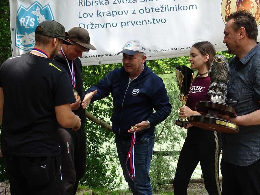 Državni prvak v LKO - Rok & Erik Batagelj, RD Renče